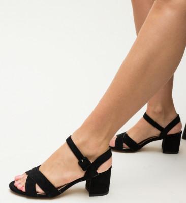 Sandale Stout Negre