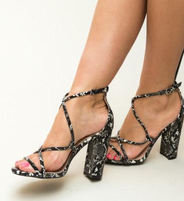 Sandale Baird Negre