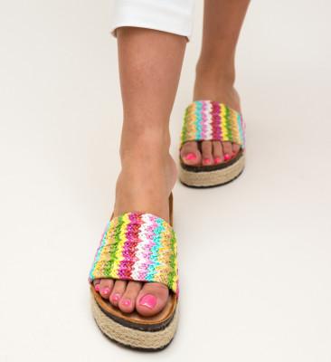Papuci Colbota Multi
