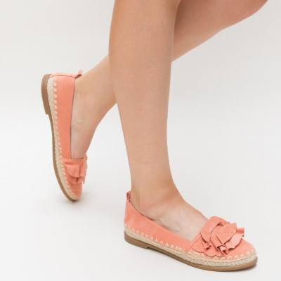 Espadrile Softy Corai
