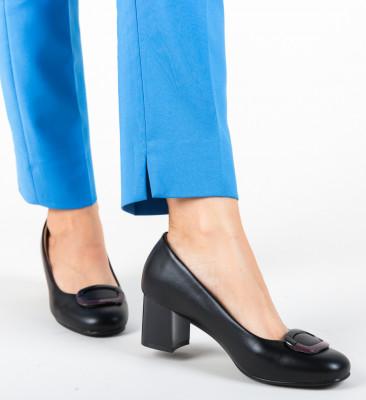 Pantofi Amrit Negri