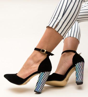Pantofi Calimano Negri
