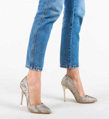 Pantofi Cartuko Aurii