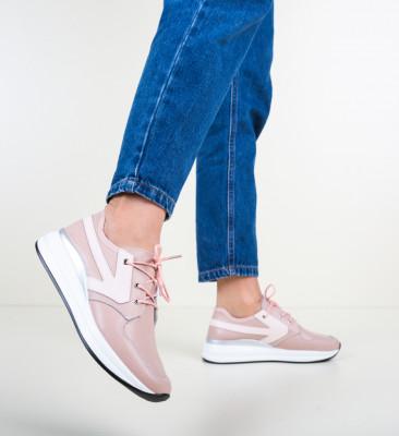 Pantofi Casual Arnol Roz
