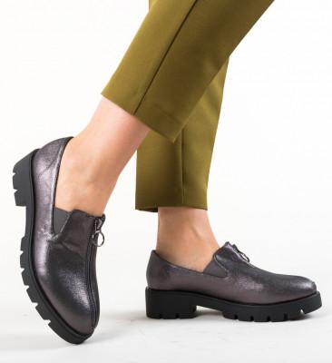 Pantofi Casual Bryant Gri