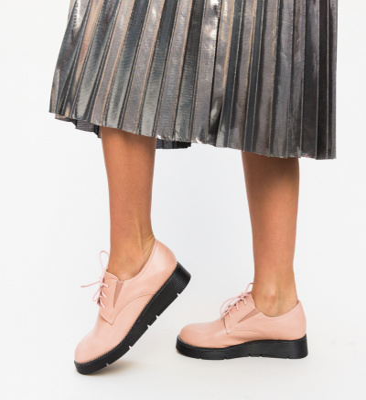 Pantofi Casual Bueno Roz