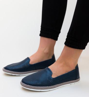 Pantofi Casual Cioline Bleumarin