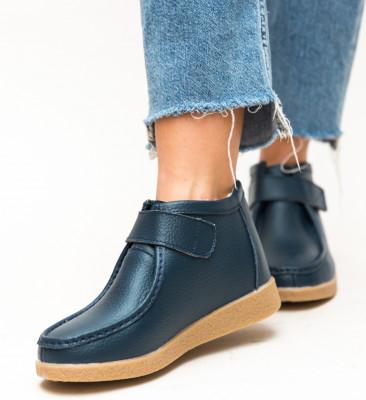 Pantofi Casual Debir Albastri