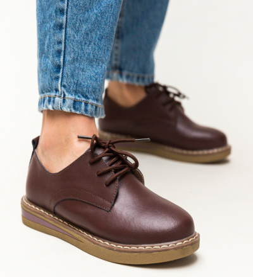 Pantofi Casual Doria Maro