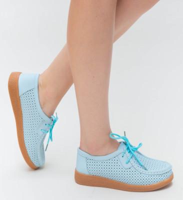 Pantofi Casual Dulma Albastri