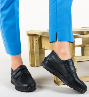 Pantofi Casual Grant Negri