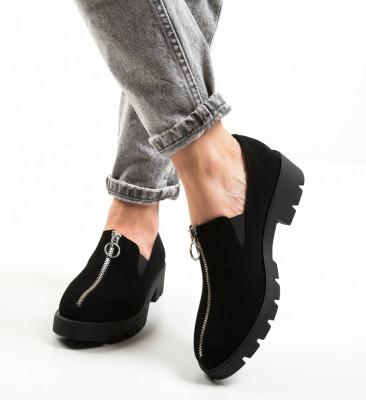 Pantofi Casual Guire Negri