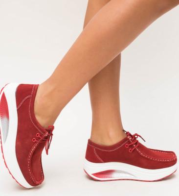 Pantofi Casual Heliade Grena