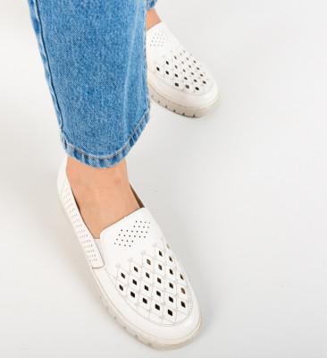Pantofi Casual Lerini Bej
