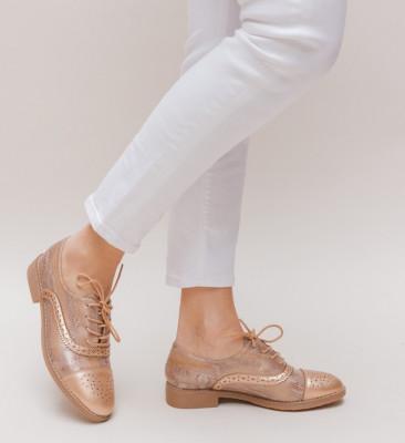 Pantofi Casual Linda Aurii
