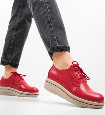 Pantofi Casual Lionata Rosii