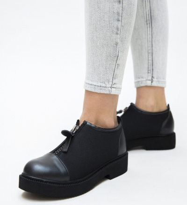 Pantofi Casual Malaco Negri