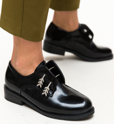 Pantofi Casual Milo Negri