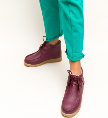 Pantofi Casual Munela Grena
