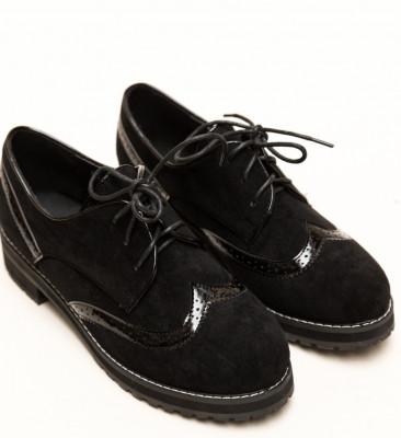 Pantofi Casual Mylee Negri