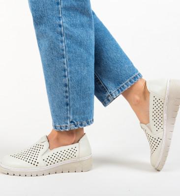 Pantofi Casual Nevaya Gri