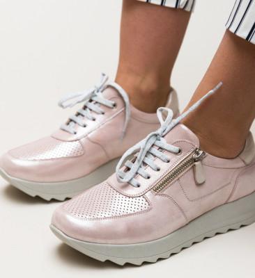 Pantofi Casual Poxiter Roz
