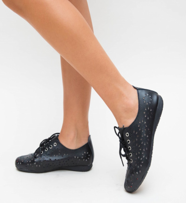 Pantofi Casual Progo Negri