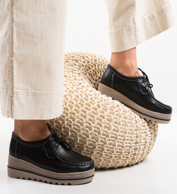 Pantofi Casual Sag Negri