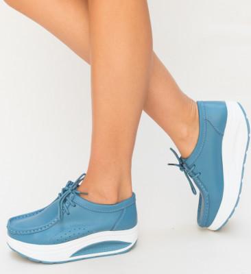 Pantofi Casual Terika Albastri