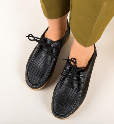 Pantofi Casual Yorker Negri