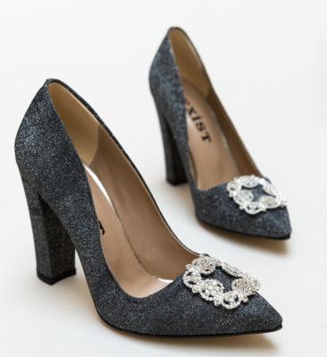 Pantofi Cornelius Gri