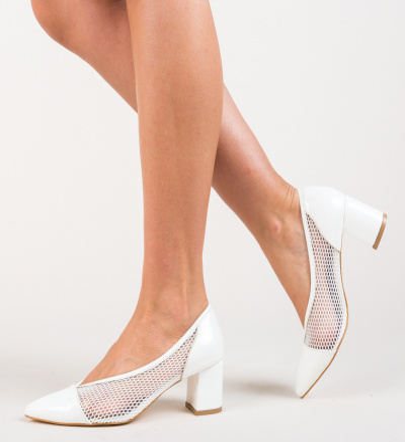 Pantofi Drugan Albi