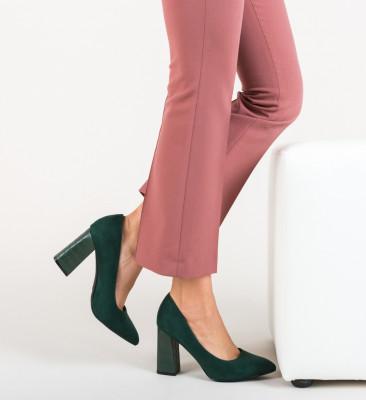 Pantofi Emiro Verzi