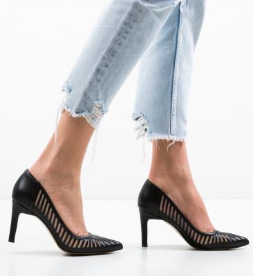 Pantofi Genmeli Negri 2