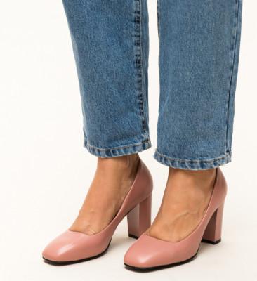 Pantofi Horton Roz