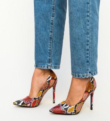 Pantofi Lolo Fuchsia