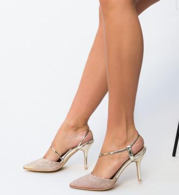Pantofi Markin Aurii 2