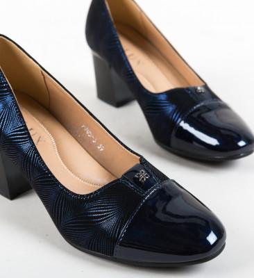 Pantofi Munro Bleumarin