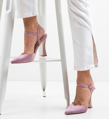Pantofi Neroc Mov