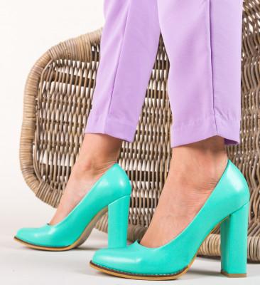 Pantofi Riplo Turcoaz