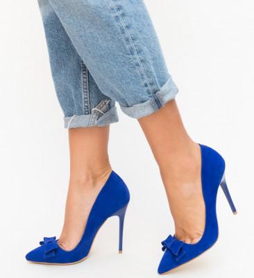 Pantofi Sedul Albastri