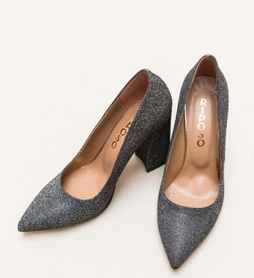 Pantofi Soreen Gri