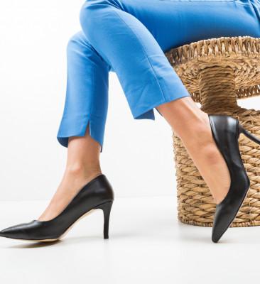 Pantofi Specgaro Negri 2
