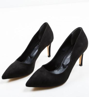 Pantofi Specgaro Negri