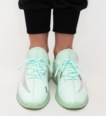 Pantofi Sport Adaline Verzi