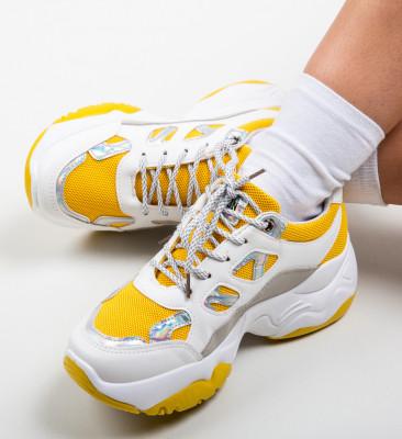 Pantofi Sport Adida Galbeni