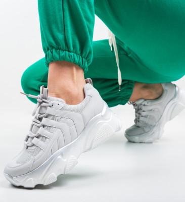 Pantofi Sport Album Gri
