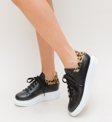 Pantofi Sport Barni Leopard