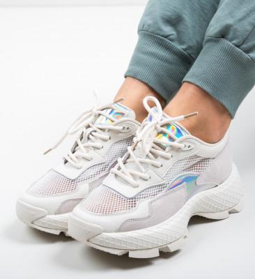 Pantofi Sport Beanko Bej