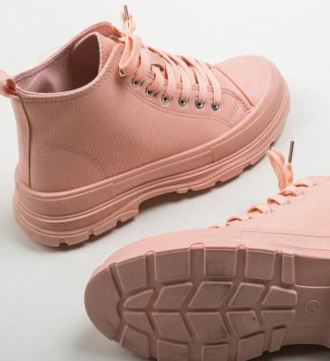 Pantofi Sport Braun Roz
